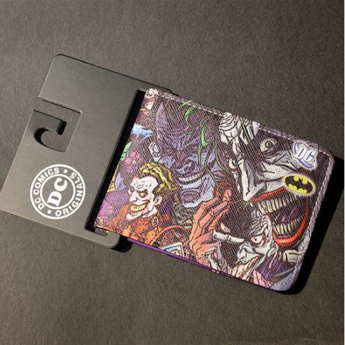 DC Comics 'The Joker' Wallet 2