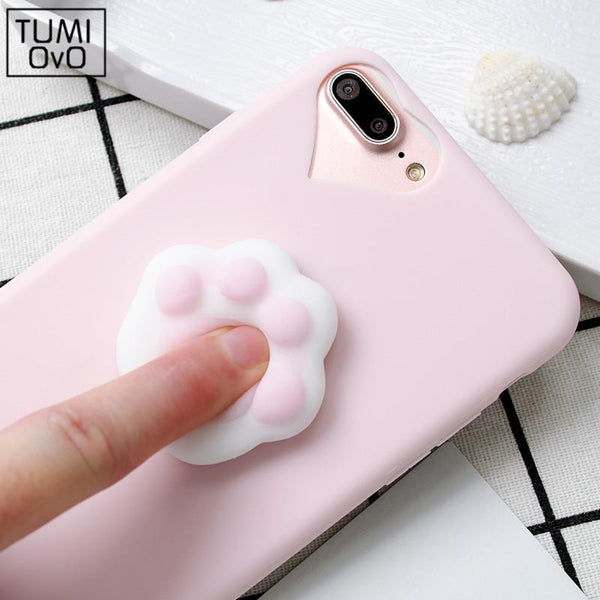 3D Cartoon Cute Cat Candy