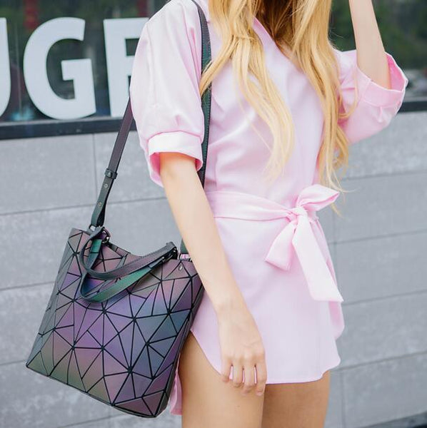 Geometric Luminous Bag