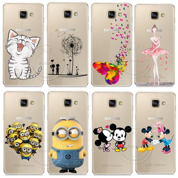Hard Case Cover For Samsung Galaxy Phone