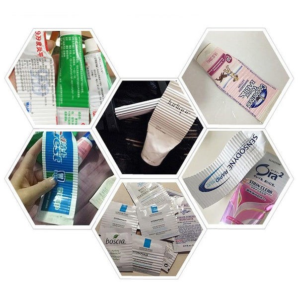 Multifunction Plastic Toothpaste Dispenser