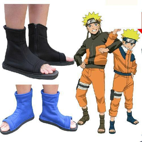 Awesome Naruto Ninja Boots