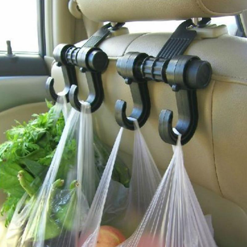 Convenient Back Seat Hooks