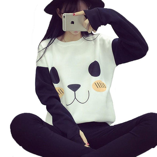 New Panda Sweatshirts