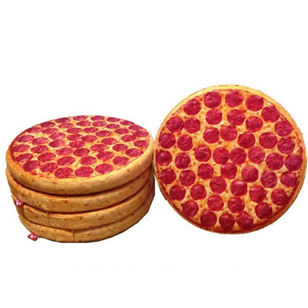 Delicious Pizza Pillow
