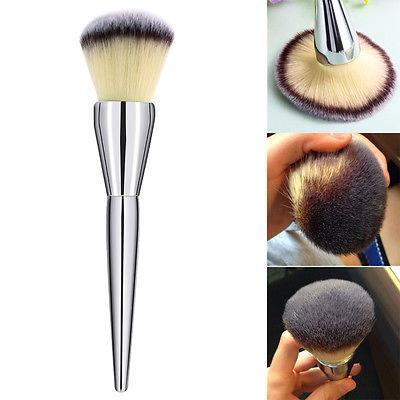 Powder Brush Blush Foundation Round Make Up Tool