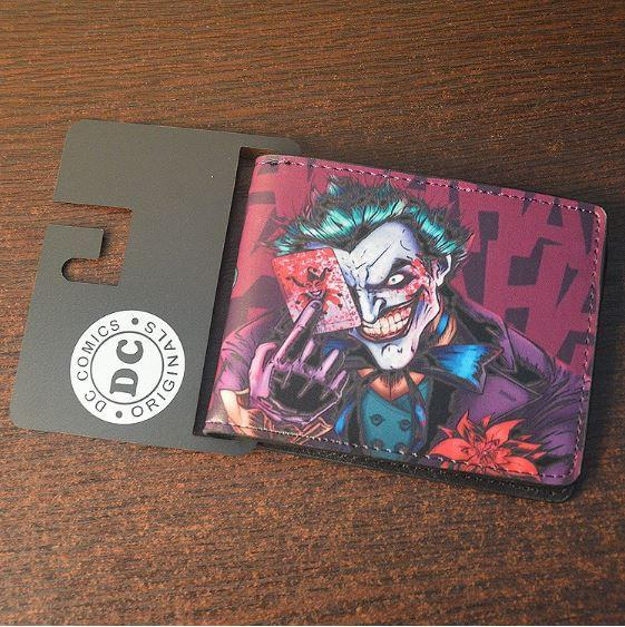 DC Comics 'The Joker' Wallet