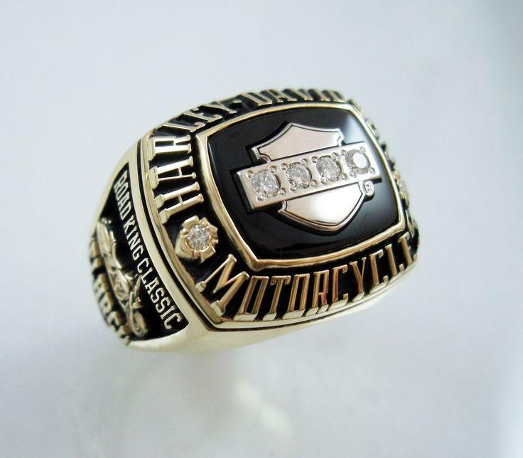 Harley Road King Classic Ring