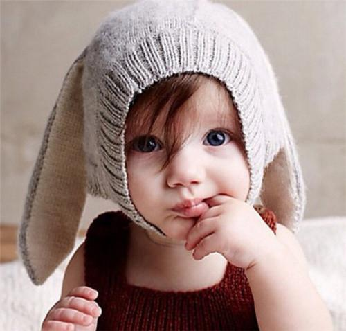 Cute Bunny Ears For Your Baby