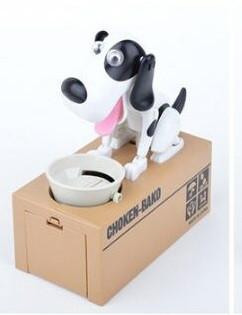 Bako Robotic Dog Bank Doggy Coin Bank