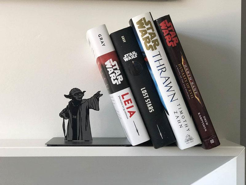 Star Wars Yoda Book Holder