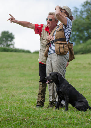 20th and 21st July 2019 Simulated Driven Day and Walked-up day -Gundog Training