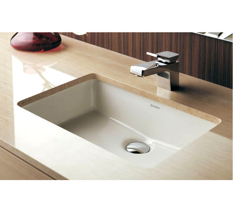 vero vanity basin 19 18 bathroom undermount sink with overflow ceramic - Bathroom Undermount Sinks