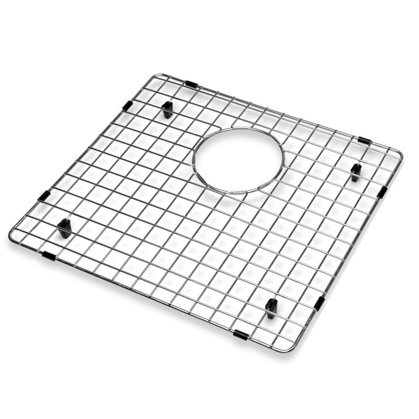 Luxier Sink Bottom Grid (Large Bowl) fits A002 Stainless Steel Farmhouse Sinks - KSG-A02-B