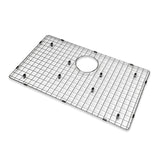Luxier Sink Bottom Grid fits A001 Stainless Steel Farmhouse Sinks - KSG-A02