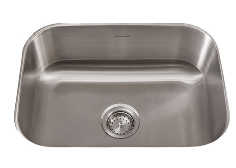 American Standard Portsmouth 23x18 Stainless Steel Undermount Kitchen Sink, 18SB.9231800S.075 - Showroom Sinks