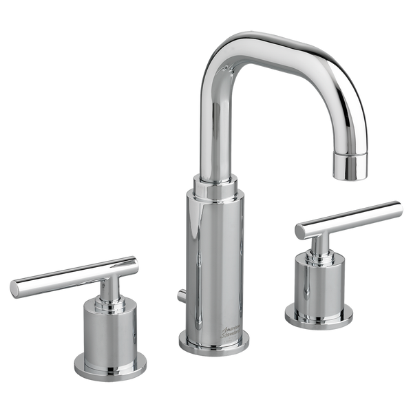 American Standard Serin 2-Handle 8 Inch Widespread High-Arc Bathroom Faucet, 2064.831 - Showroom Sinks