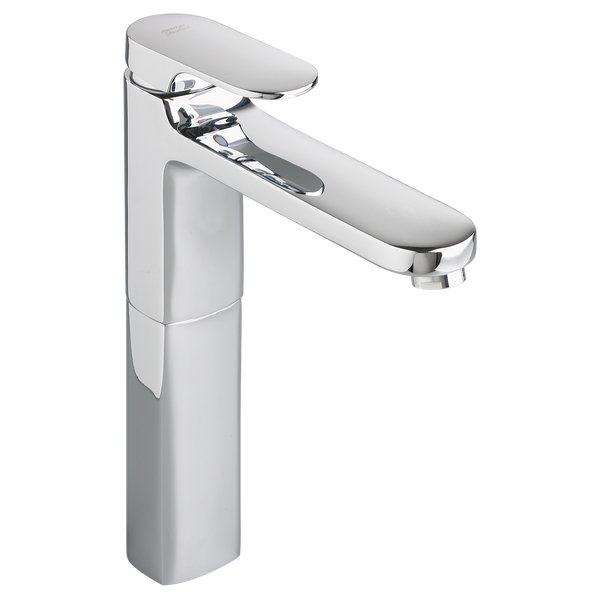 American Standard Moments 1-Handle Monoblock Vessel Bathroom Faucet, 2506.152.002 - Showroom Sinks