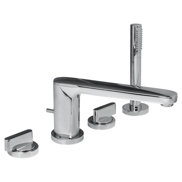 American Standard Moments Deck-Mount Bathtub Faucet, 2506.921.002 - Showroom Sinks