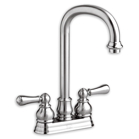 American Standard Hampton 2-Handle High-Arc Bar Sink Faucet, 2770.732 - Showroom Sinks