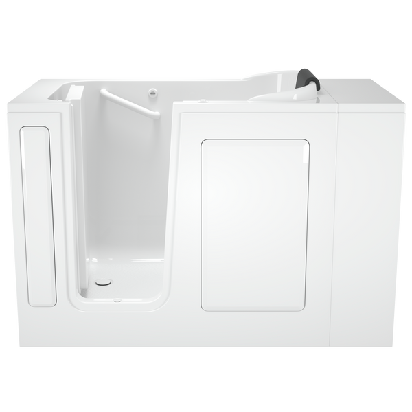 American Standard Gelcoat Premium Series 28x48-inch Walk-In Bathtub with Air Spa System, 2848.105.AL - Showroom Sinks
