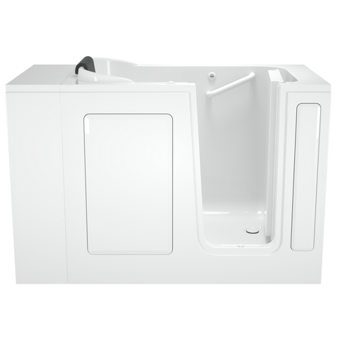American Standard Gelcoat Premium Series 28x48-inch Walk-In Bathtub with Air Spa System - Right Door and Drain, 2848.105.AR