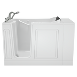American Standard 28x48-Inch Walk-In Bathtub With Air Spa and Whirlpool Massage, 2848.119.CL