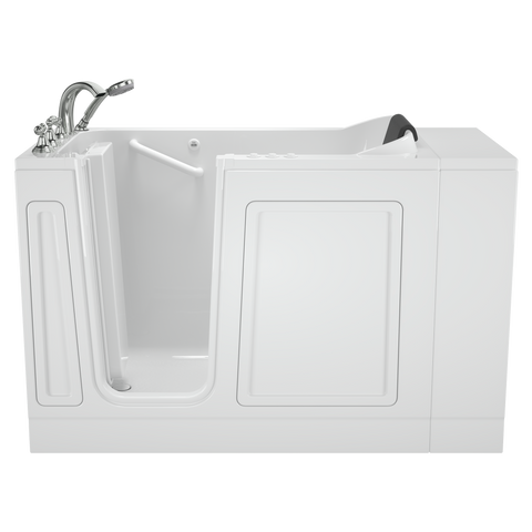American Standard 28x48-Inch Walk-In Bathtub With Air Spa and Whirlpool Massage, 2848.119.CL - Showroom Sinks