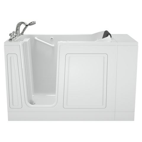 American Standard 28x48-Inch Walk-In Bathtub With Whirlpool Massage, 2848.119.WL