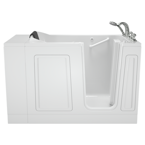 American Standard Acrylic Luxury Series 30x51-Inch Walk-In Bathtub With Whirlpool Massage - 3051.119.WR