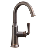 American Standard Portsmouth 1 Handle High Arc Pull Down Bar Sink Faucet, 4285.410.002 - Showroom Sinks
