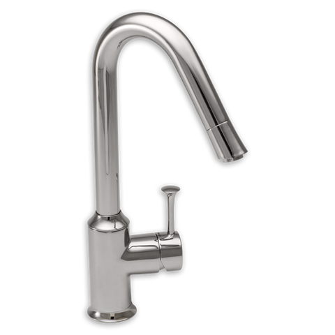 "American Standard Pekoe 14-3/4"" 1-Handle High-Arc Kitchen Faucet, 4332.001 - Showroom Sinks"