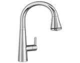 American Standard Edgewater Pull-Down Kitchen Faucet with SelectFlo, 4932.300