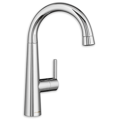 American Standard Edgewater Pull-Down Bar Faucet, 4932.410.002 - Showroom Sinks