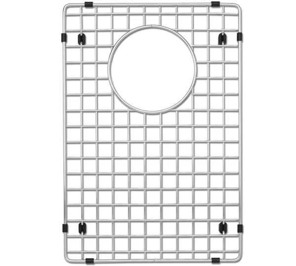 "Blanco Bottom Sink Grid Drainers for BLANCO PRECIS 16"" 1-3/4 Right Bowl, Stainless Steel, 516366"