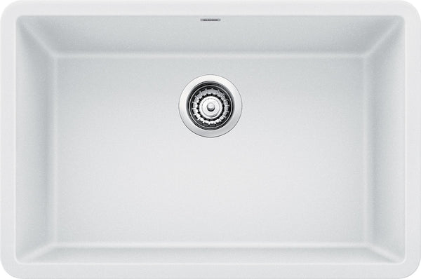 Blanco Precis 27 Quot Single Bowl Granite Composite Sink In