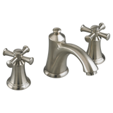 "American Standard Portsmouth 2-Handle 4-1/2"" Widespread Bathroom Faucet, 7415.821 - Showroom Sinks"
