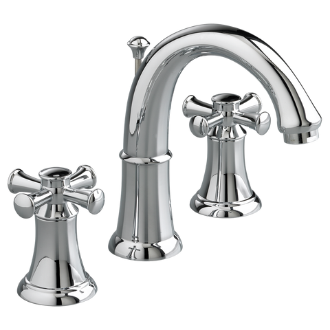 "American Standard Portsmouth 2-Handle 7"" Widespread High-Arc Bathroom Faucet, 7420.821"