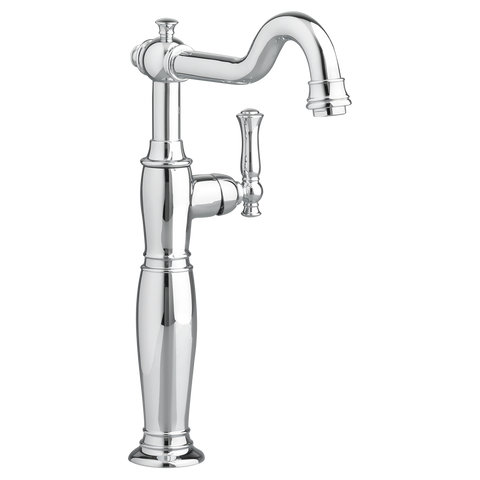 "American Standard Quentin 14-3/16"" 1-Handle Monoblock Vessel Bathroom Faucet, 7440.151 - Showroom Sinks"