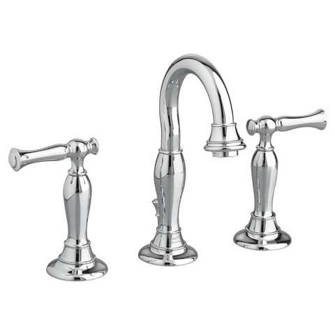 American Standard Quentin 2-Handle 8 Inch Widespread High-Arc Bathroom Faucet, 7440.801 - Showroom Sinks