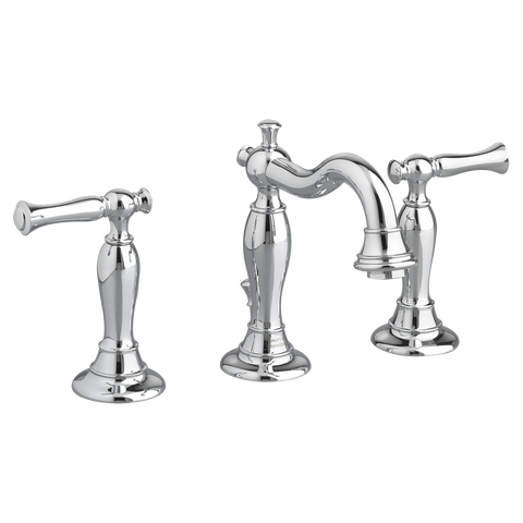 "American Standard Quentin 2-Handle 8"" Widespread Bathroom Faucet, 7440.851 - Showroom Sinks"