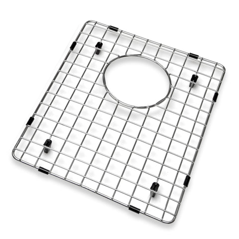Luxier Sink Bottom Grid (Small Bowl) fits A002 Stainless Steel Farmhouse Sinks - KSG-A02-S