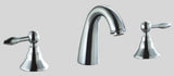 "Dawn 5-1/2"" 3 Hole Widespread Lavatory Faucet with Lever Handles"