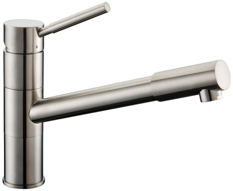 "Dawn 9-5/16"" Single Handle Deck Mount Kitchen Faucet, AB33 3241"