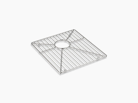 "Kohler K-6475-ST, Sink Protector Grid for 36"" Double-Equal Apron-front Kitchen Sink"