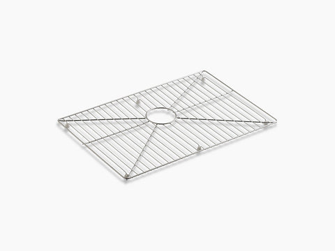 "Kohler K-6466-ST, Sink Protector Grid for 30"" Single-Bowl Apron-Front Kitchen Sink"