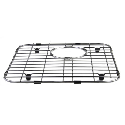 Alfi Brand Stainless Steel Protective Grid For AB512 Fireclay Farmhouse Sink GR512L - Showroom Sinks