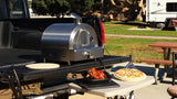 Table Top Pizza Oven - Mont Alpi Portable Table Top Pizza Oven