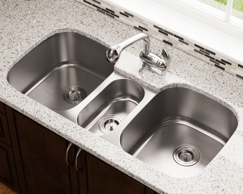 Stainless Steel Sink, 42-3/4\