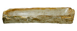 "Bathroom Vessel Sink, 34"" Petrified Wood, Allstone Group, PEWD-#098 - Showroom Sinks"
